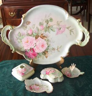 Limoges Dresser Pieces & Sets