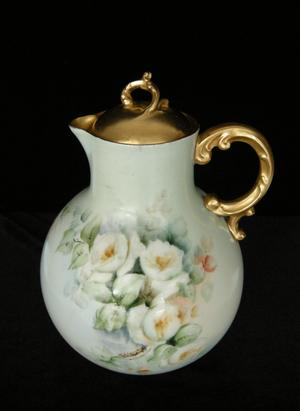 Limoges Chocolate Pots & Tea Pots